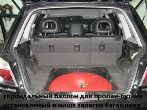 Установка и переоборудование авто на Газ пропан-бутан и метан
