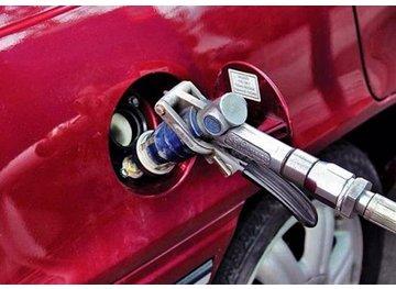Почему долго заправляется газовый баллон на авто?