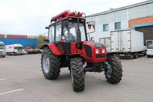 ГБО для тракторов МТЗ – реальная экономия финансов