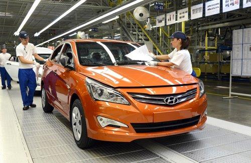Южная Корея начинает производство автомобилей с ГБО