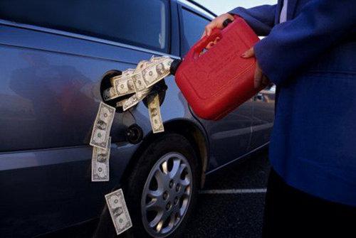 Три основные проблемы повышенного расхода