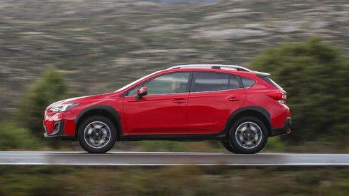Subaru теперь предлагает все свои внедорожники с версией ГБО в Испании