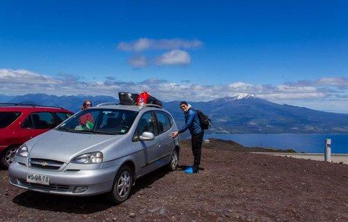 Правительство Чили санкционирует переоборудование малотоннажных авто на ГБО