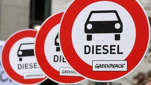 Четыре крупных города огласили о своих намерениях запретить дизельные автомобили к 2025 году