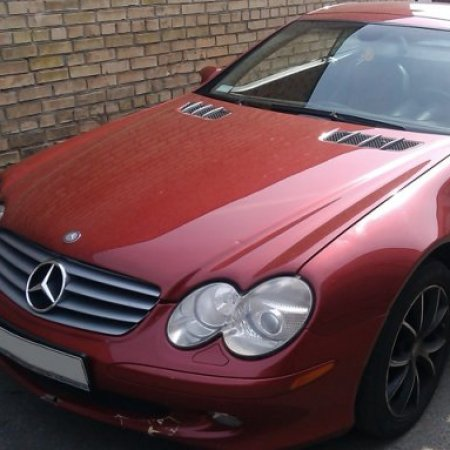 Mercedes L 500