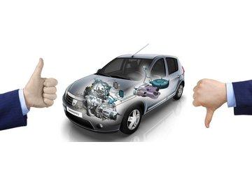 Газ на авто: плюсы и минусы