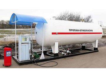 Газовые заправки АГЗС и АГНКС