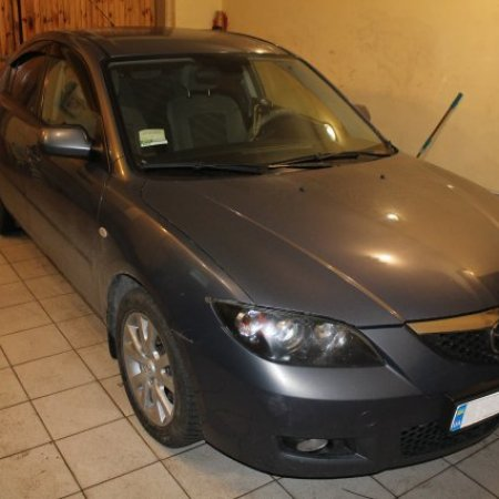 Mazda 3 (Мазда 3)