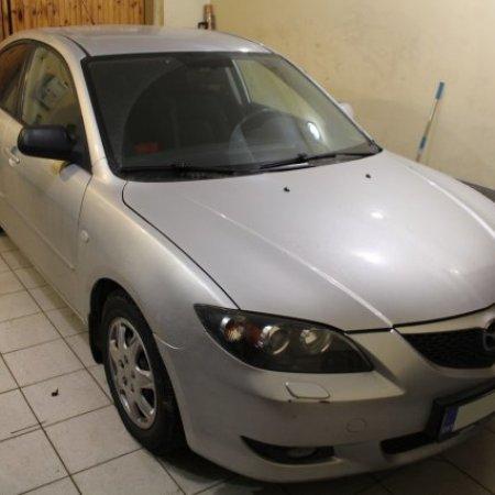 Mazda 3 (Мазда 3) 2006