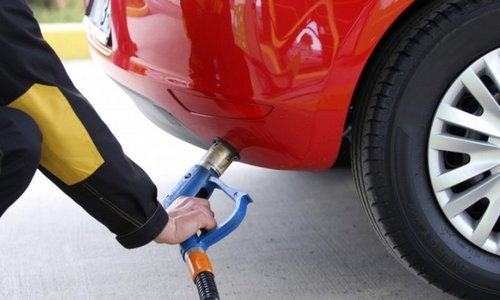 Углеводородный газ. LPG в качестве топливадля автомобиля с установленным ГБО