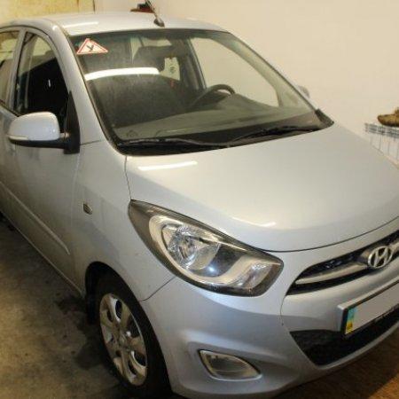 Hyundai i10 (Хюндай i10)
