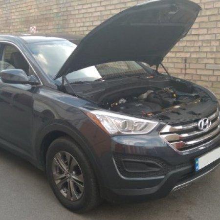 Hyundai Santa Fe (Хюндай Санта Фе)