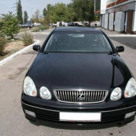 Lexus GS 300 20