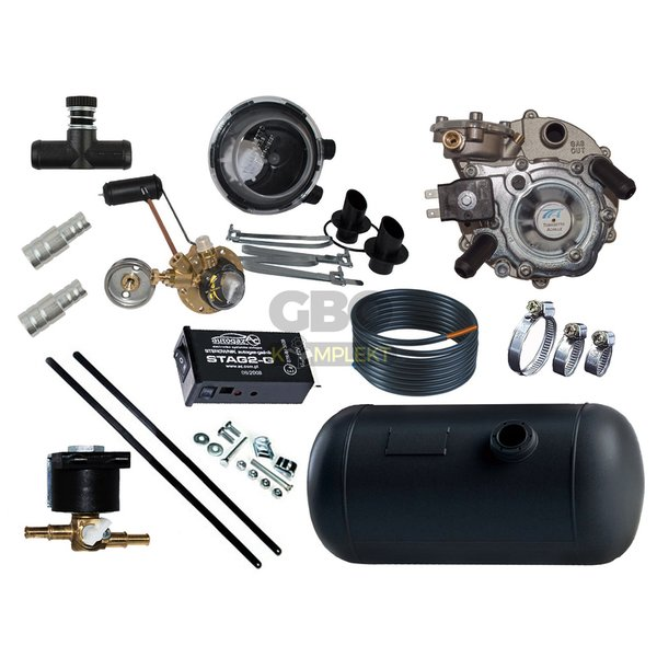 Tomasetto 2 поколения на механический инжектор