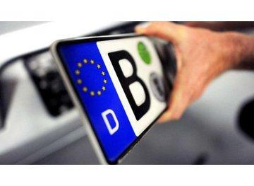 Можно ли ставить ГБО на авто на евро номерах?