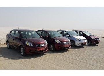 Honda Cars India предлагает автомобили с ГБО
