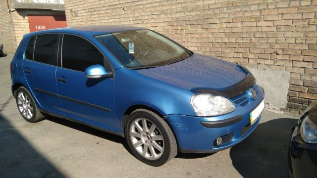 Volkswagen Golf 5 1.6