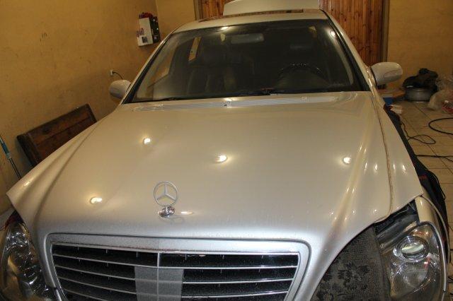 Mercedes S 500 (Мерседес С 500)