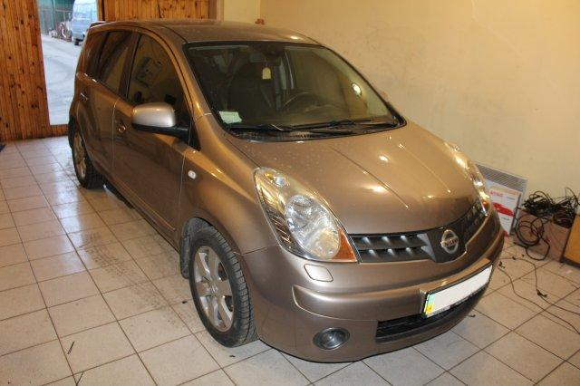 Nissan Note (Ниссан Ноут)