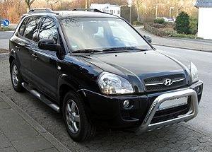 Hyundai Tucson 2.7