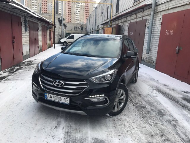 Hyundai Santa Fe 2.4