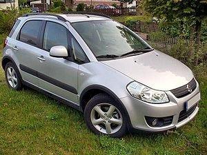 Suzuki СХ4