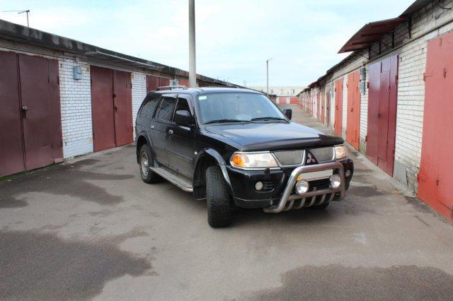 Mitsubishi Pajero Sport (Митсубиси Паджеро Спорт)