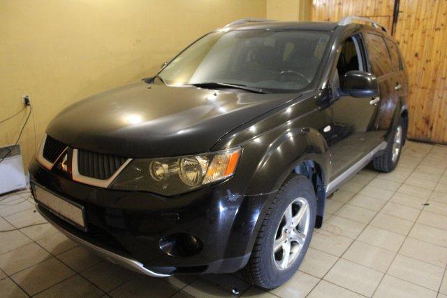 Mitsubishi Outlander XL 2.4 2008