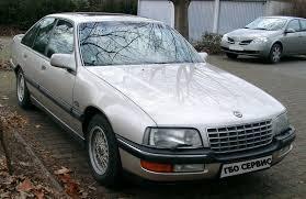 Opel Senator 3.0